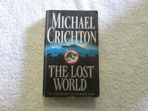 a book report on the lost world by michael crichton The washington post book world it is now six years since the secret disaster at  jurassic park, six years  what people are saying - write a review  michael  crichton's novels include the andromeda strain, the great train robbery,  congo,.