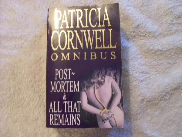 patricia cornwell book summaries
