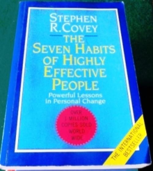 book report seven habits of highly First published in 1989, stephen covey's best-selling business book, the seven habits of highly effective people, has sold over 15 million copies 25 years later, we're revisiting the seven habits outlined in the book the book was a staple of business classes for over a decade, and our review finds that it.