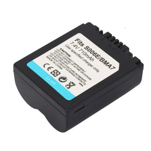 batteries replacement li ion battery for panasonic cgr. Black Bedroom Furniture Sets. Home Design Ideas