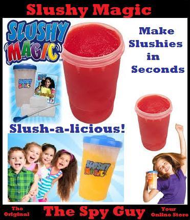 how to make slushy magic cubes