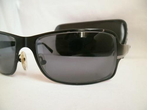 Eyewear - ORIGINAL *PRADA* BLACK METAL FRAME SUNGLASSES ...