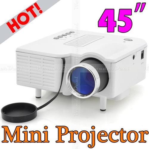 Projectors new mini led portable handheld projector for Portable handheld projector
