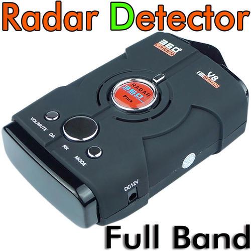антирадар 360 Full-band Scanning инструкция - фото 5