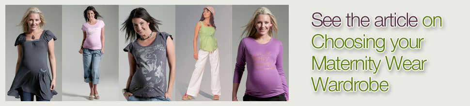 Maternity Wear Article Banner