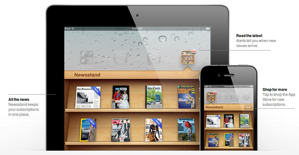 NewStand App