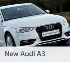 The Audi A3 for Sale