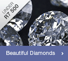 Beautiful Diamonds Under R7500
