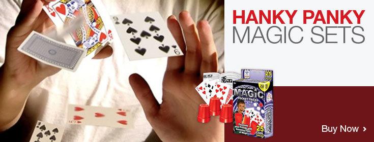 Magic Trick Sets