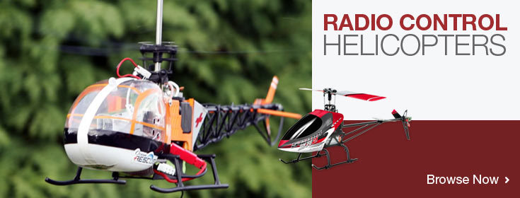 RC Heli Copters
