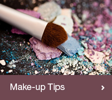 Make-up application tips