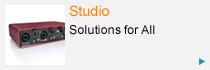 Studio Solutions