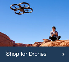 Get the Hottest New Gadget - Drones.