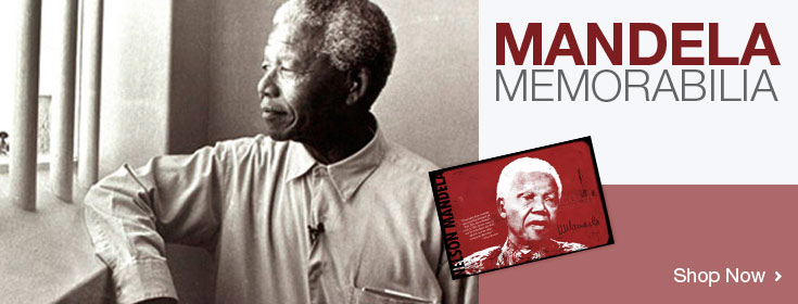 Antique and collectable Mandela Memorabilia for sale