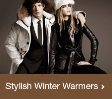 Stylish Men's & Women's Winter Fashion